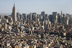 Manhattan, New York City. Fotografia de Stock