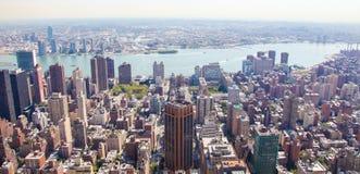 Manhattan New York City, Förenta staterna Royaltyfria Bilder