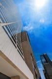 Manhattan New York City Las Amériques 6ème poids du commerce Image libre de droits
