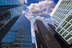 Manhattan New York City Las Amériques 6ème poids du commerce Images libres de droits