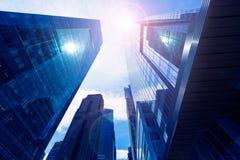 Manhattan New York City Las Americas 6o avoirdupois Imagem de Stock Royalty Free