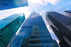 Manhattan New York City Las Americas 6o avoirdupois Imagem de Stock