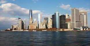 Manhattan, New York City, los E.E.U.U. Foto de archivo