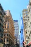 Manhattan, New York City, los E.E.U.U. foto de archivo libre de regalías