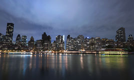 Manhattan New York City Royalty Free Stock Images