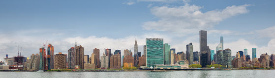 Manhattan, New York City royalty free stock photos