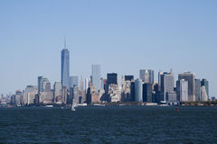 Manhattan new york city Royalty Free Stock Photography