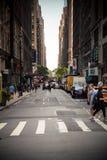 Manhattan New York City Stock Photo