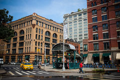 Manhattan Royalty Free Stock Photo