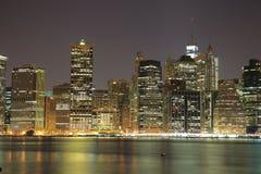 Manhattan. New York City. United states of America Stock Photos