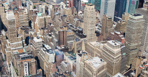 Manhattan, New York City, United States Royalty Free Stock Images