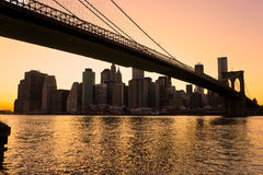 Manhattan, New York City. USA. Stock Photos