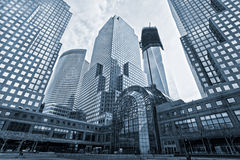 Manhattan, New York City. USA. Royalty Free Stock Photography
