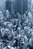 Manhattan, New York City. USA. Royalty Free Stock Image