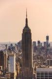 Manhattan new York city, USA Royalty Free Stock Photos