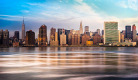 Manhattan, New York City. USA. Stock Photography