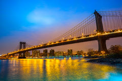 Manhattan, New York City. USA. Royalty Free Stock Photo