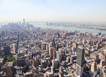 Manhattan, New York City, Vereinigte Staaten Lizenzfreie Stockfotografie
