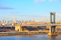 Manhattan, New York City Royalty Free Stock Photo