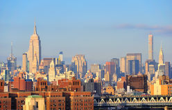 Manhattan, New York City Royalty Free Stock Images