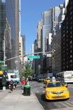 Manhattan, New York, EUA Imagens de Stock