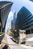 MANHATTAN, NEW YORK Stock Photography