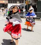 13th Annual New York City Dance Parade and Festival 2019 stock photos
