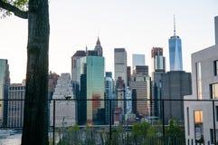 Manhattan New York Stock Photos