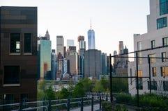 Manhattan New York Stock Images