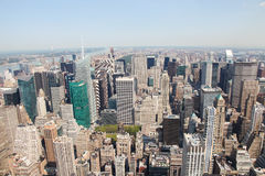 Manhattan, New York, Stati Uniti Fotografie Stock