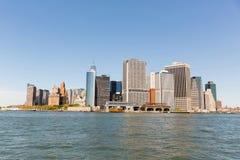 Manhattan New York U.S.A. Fotografia Stock