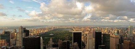 Manhattan nowego parku centralnego York Fotografia Royalty Free