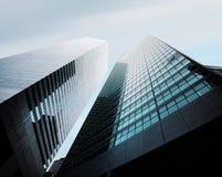 Manhattan nowoczesnej architektury Obraz Stock