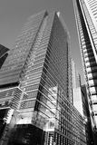Manhattan nowoczesnej architektury Zdjęcie Royalty Free