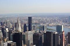 Manhattan Nueva York imagenes de archivo