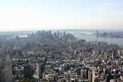 Manhattan Nueva York Fotografía de archivo