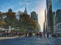 Manhattan, Nueva York Fotografía de archivo