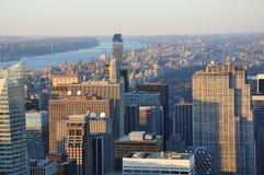Manhattan nuevo Jork imágenes de archivo libres de regalías