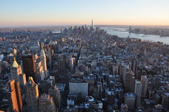 Manhattan nuevo Jork fotografía de archivo