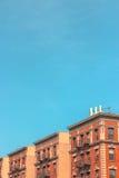 Manhattan NY Arkivbilder