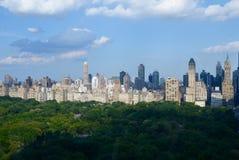 Manhattan NYC Royaltyfria Foton