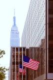 Manhattan 8o avoirdupois New York City E.U. Imagem de Stock Royalty Free