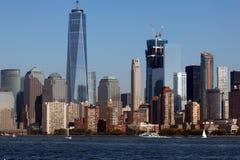 Manhattan-Quadrat Lizenzfreie Stockfotos
