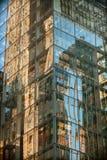 Manhattan reflections Stock Photo