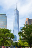 Manhattan skycraper, New York Stock Photo