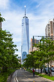 Manhattan skycraper, New York Royalty Free Stock Image