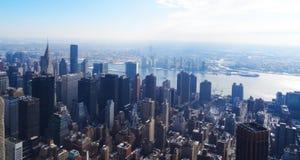 Manhattan-skycrapers, New York Stockfoto