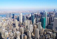 Manhattan skycrapers, New York Stock Images
