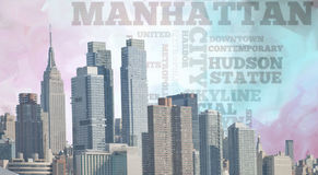 Manhattan Royalty Free Stock Photography