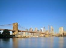 Manhattan. Royalty Free Stock Photos